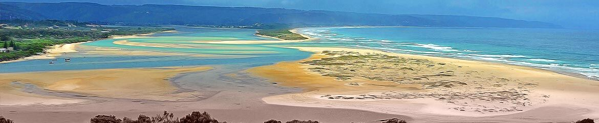 Plettenberg Bay & Surrounding Accommodation footer banner